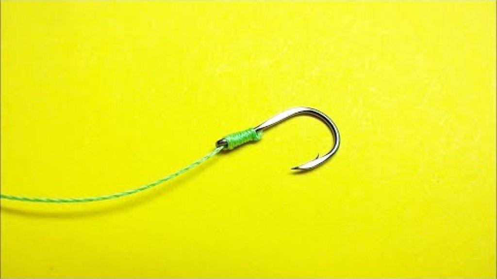 Надежный рыболовный узел. Как привязать крючок к леске. Рыболовные узлы для рыбалки. Рыбалка 2021