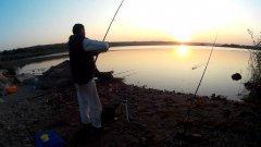 Последний день рыбацкой одиссеи. Народные оснастки выручают Рыбалка на водохранилище