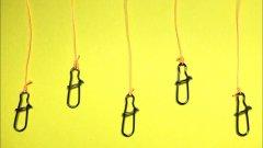 Топ 5. Лучшие рыболовные узлы. Как быстро привязать застежку. Самоделки для рыбалки