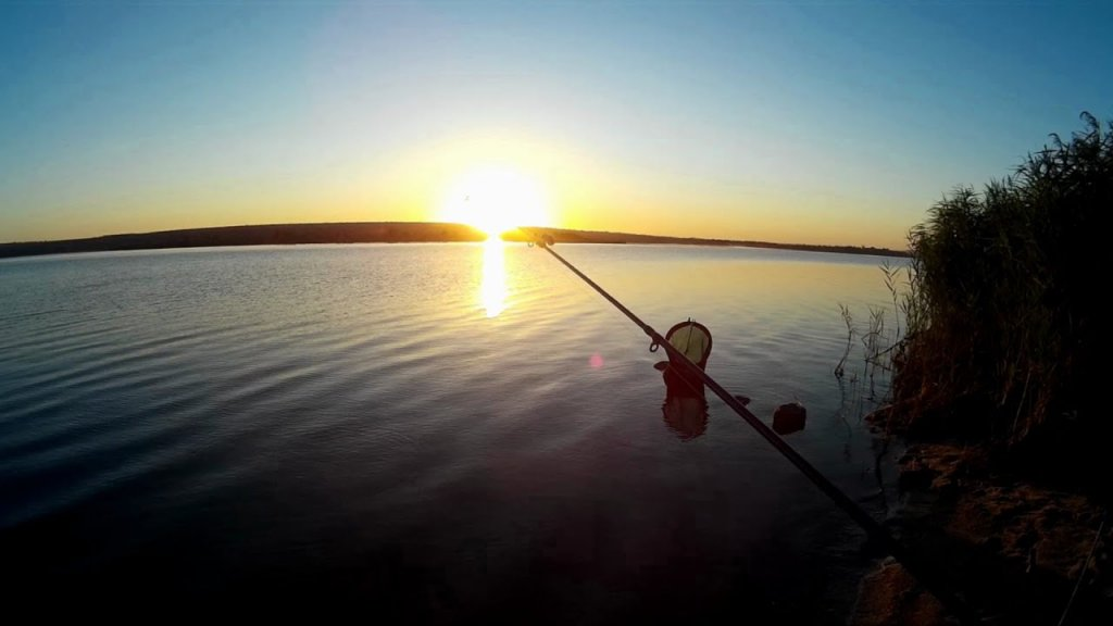 Рыбалка на макуху на водохранилище. Ловля на макушатник.