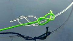 5 лучших узлов. Чтобы соединить леску или шнур