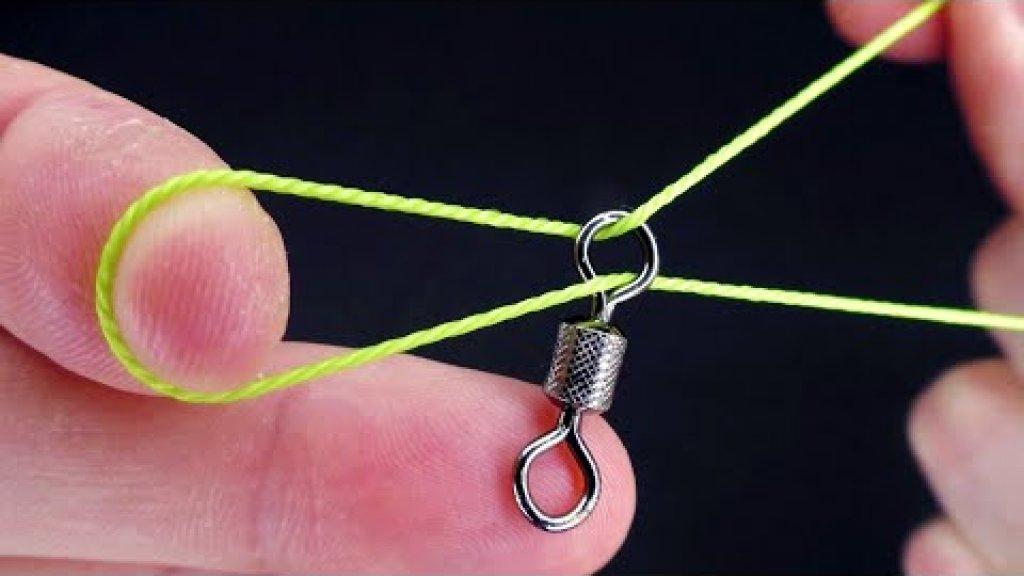 Самый крепкий узел для рыбалки