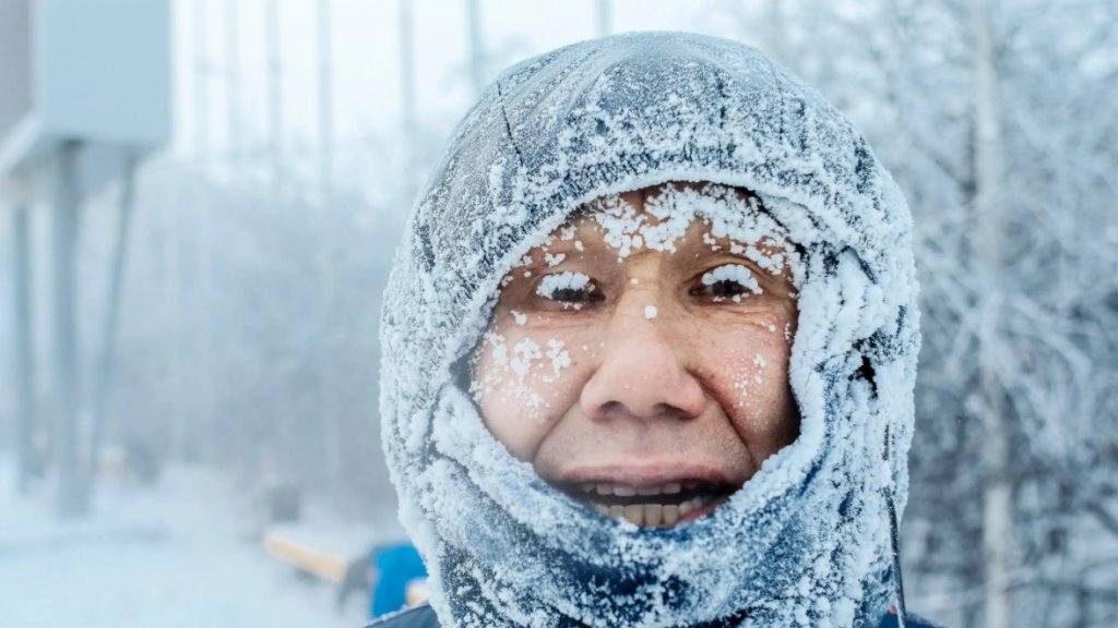 Строганина. Что едят в Якутии