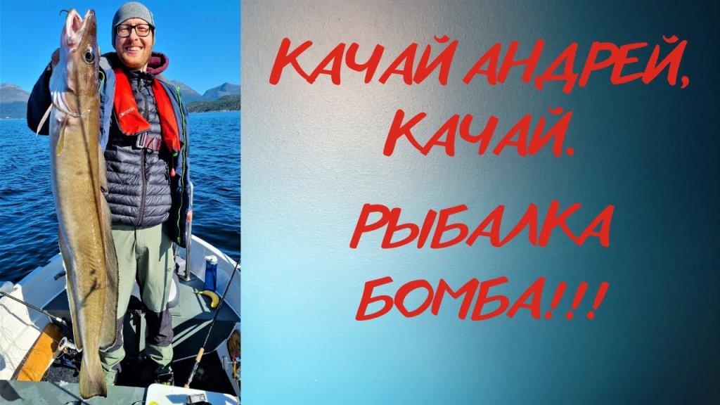 Морской хищник. Бомба рыбалка с андреем ланге ( lange_fishing )