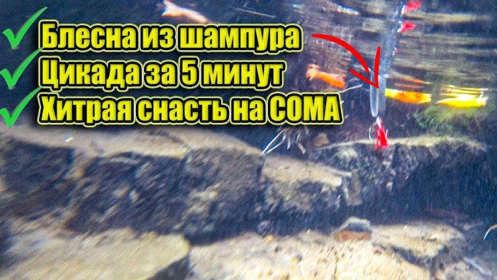 Самоделки для рыбалки по осеннему хищнику своими руками в домашних условиях