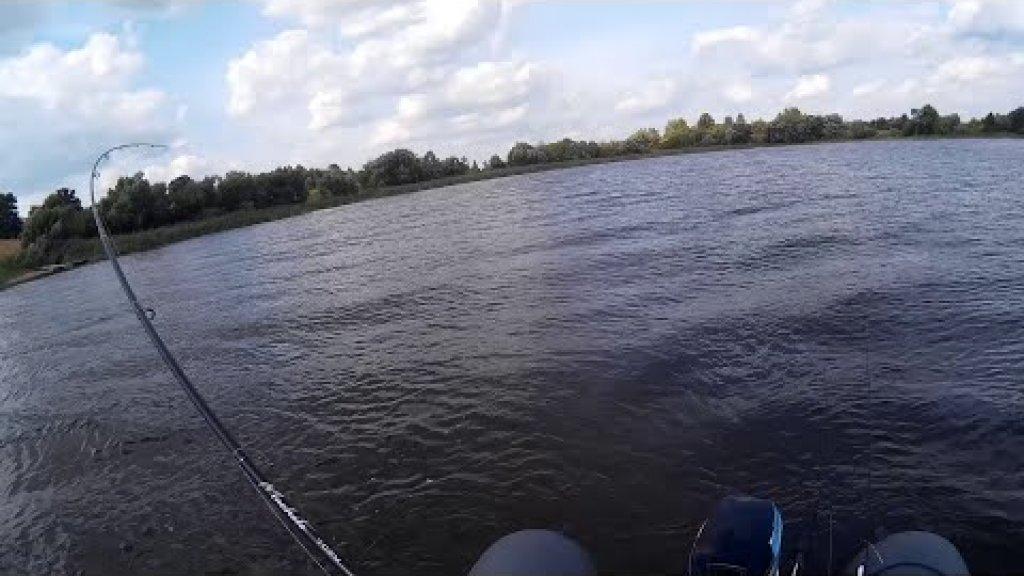 Ловля на спиннинг или где искать щуку на озере