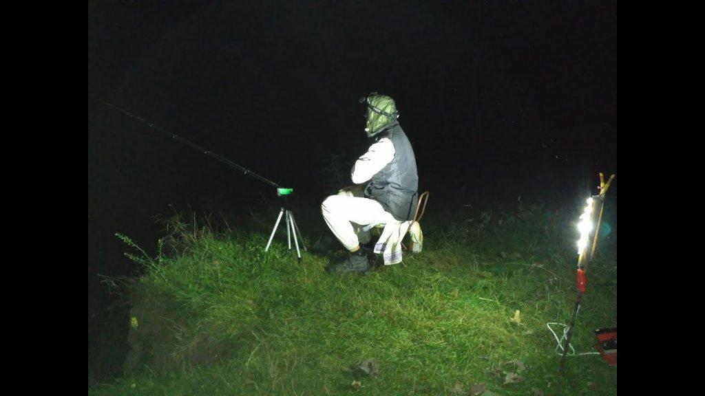 Рыбалка в октябре. В поисках осеннего сазана.  Часть 2