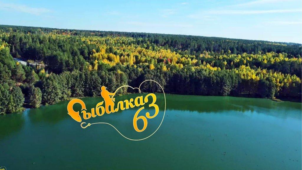 Озеро Пеньковое ужас какое зеленое, Самарская область, Новый буян, видео с DJI mini 2
