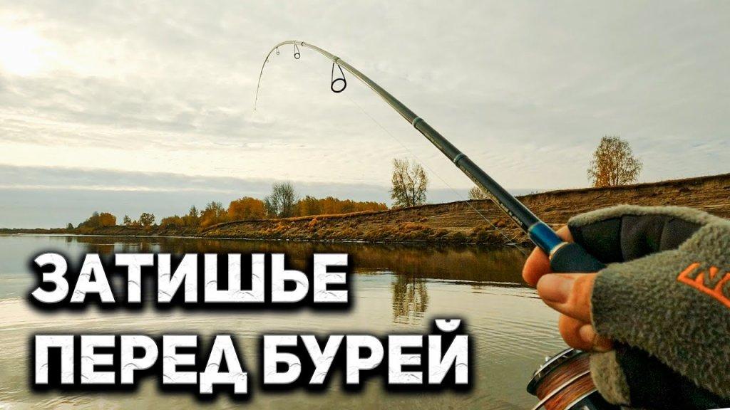 Рыбалка с лодки на ЩУКУ и СУДАКА. Спиннинг 2021 осенью в октябре.