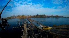 Мёртвая Ахтуба села Заплавное / Где теперь будем ловить рыбу?