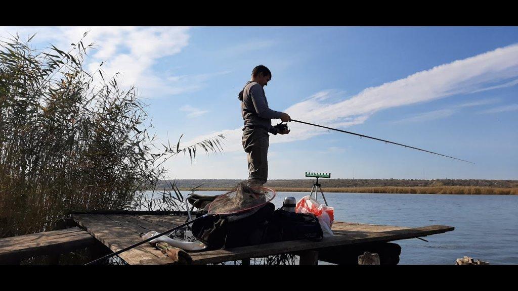Ловля плотвы в октябре на фидер.  Рыбалка осенью на фидер.
