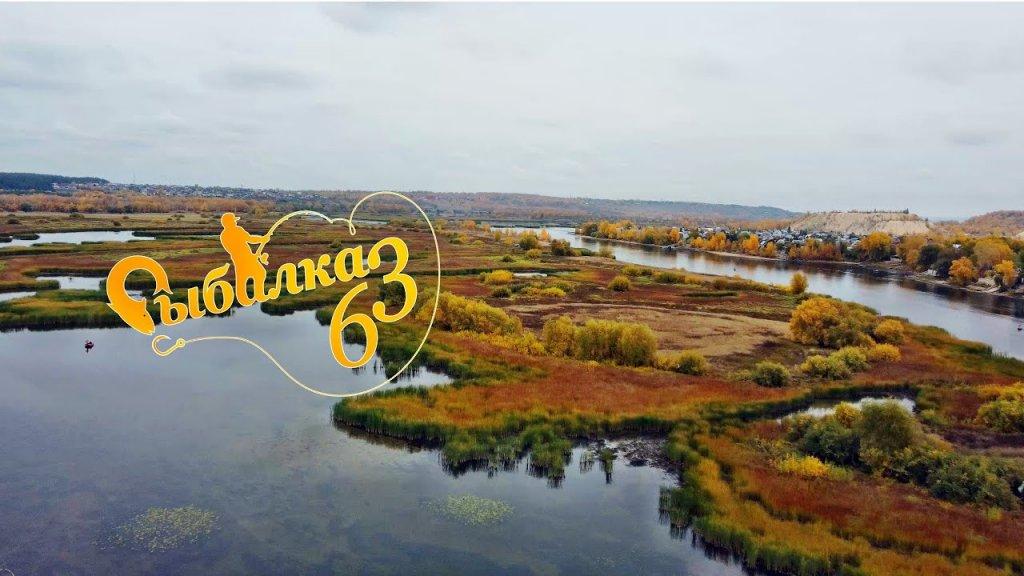 Красоты реки Сок, Самарская область, видео в 4K с DJI mini 2