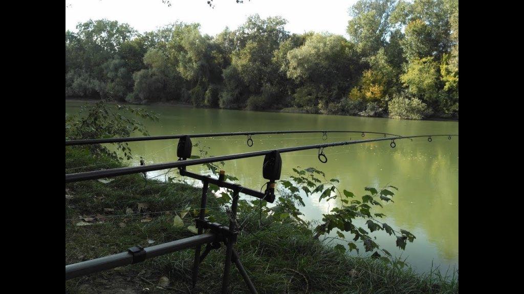 Рыбалка в октябре. В поисках осеннего сазана. Часть 1