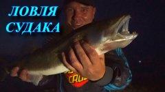 Супер рыбалка крупный окунь и судак часть 4