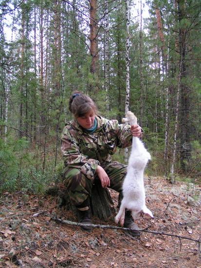 Томская область, осень 2006г
