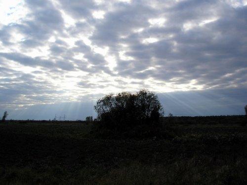 Закат над Кашламом.