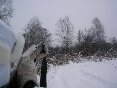 Это Иваси, проверяет свое новое ружьё. Не верьте ему.