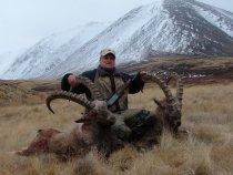 Начало октября 2008. Где-то на границе с Монголией.