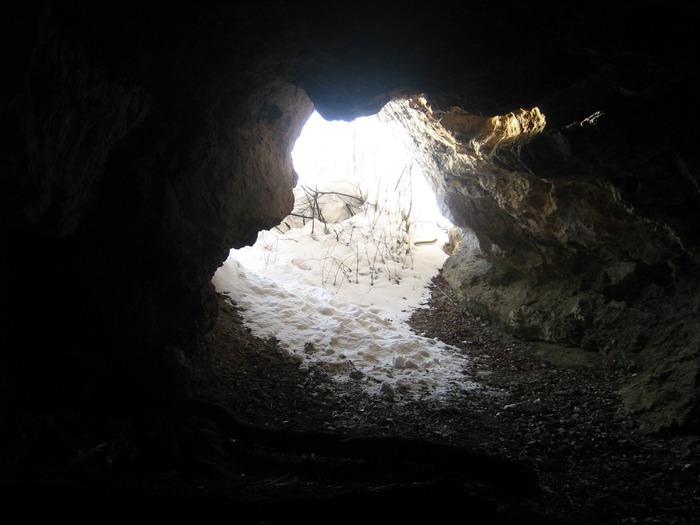 Пещера. Тогучинский р-н