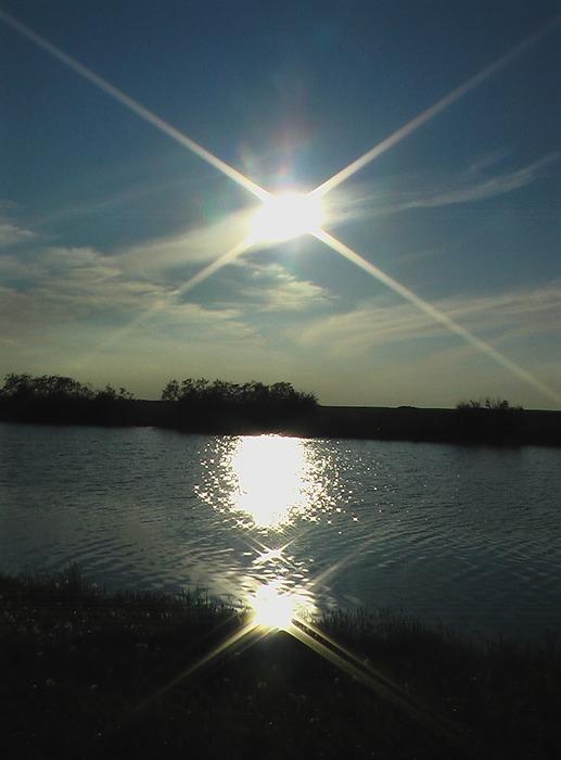 солнце в квадрате:)