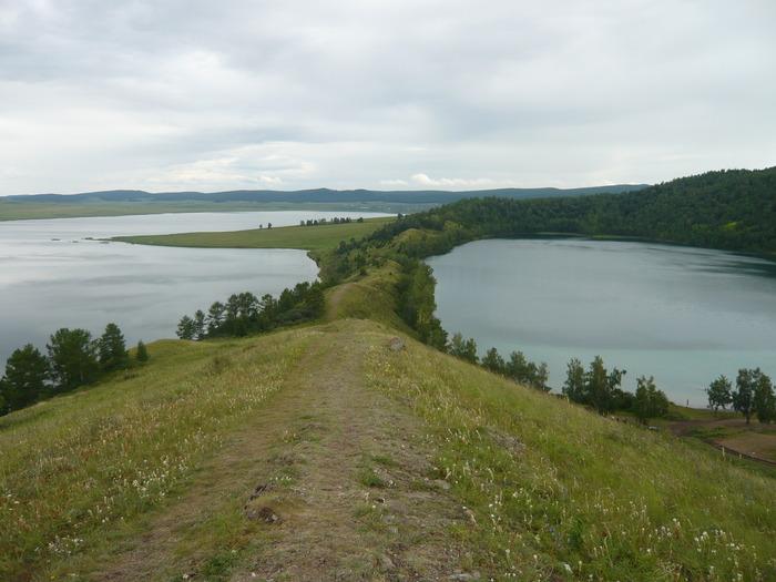 Озера Малое и Круглое