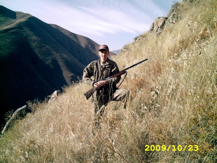 Ущелье Кастек (Заилийское Алатау, Казахстан)