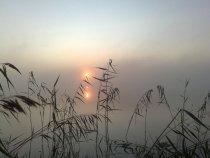 утреняя зорька Каргат. красотища..