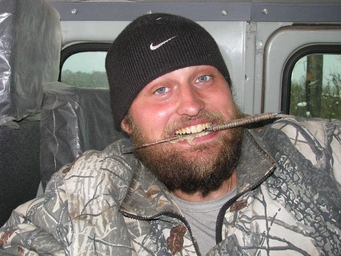 Водолаз-бородас