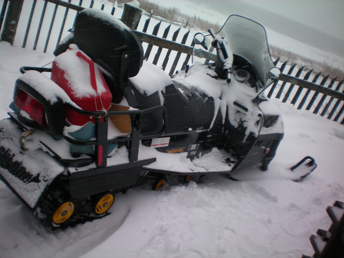 Ski-doo Suv 600