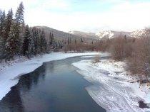 река КОКСА   респ. Горный Алтай