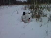 Наш друг на засидке)))