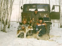 Фото с охоты.