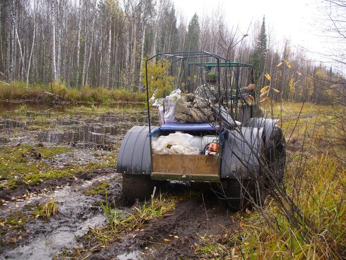 Васюганское болото 2009