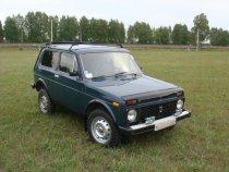 Мой бывший авто ВАЗ-21213.