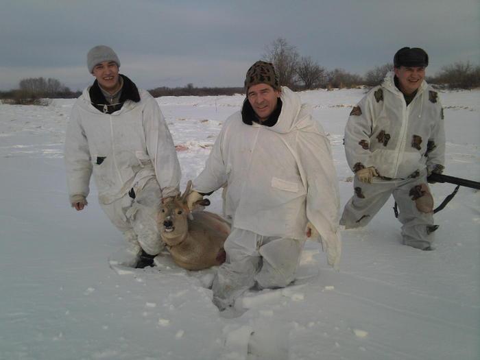 Трудовой козлик 2007г.
