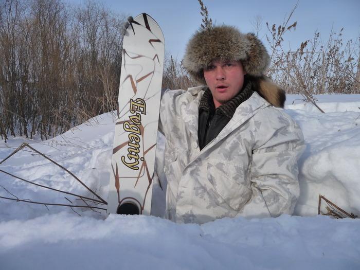 Поповоду снега в Сибири