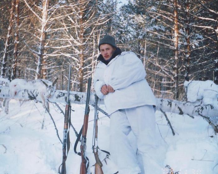 После этой охоты русака в наших краях я больше не встречал!