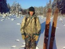 Я и мои лыжи!