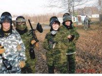 Женская сборная ОРТ
