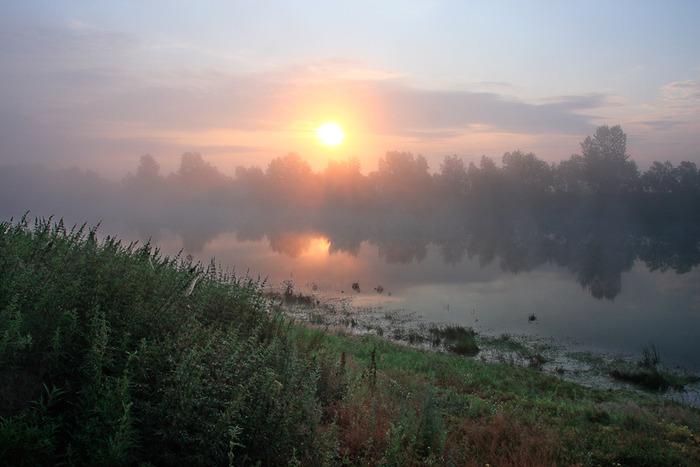 Утренняя зорька