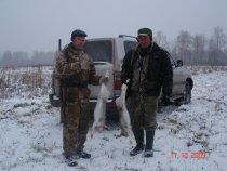 На хорошей охоте с РПГ Красноярский край