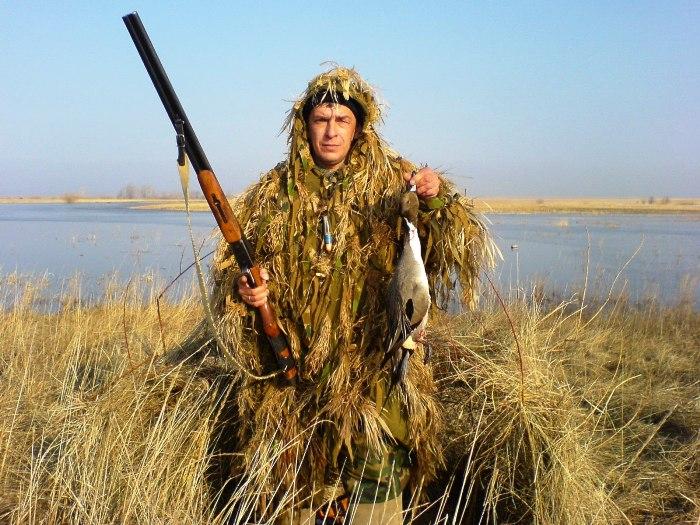 открытие весенней охоты 2010