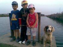 три охотника и долли