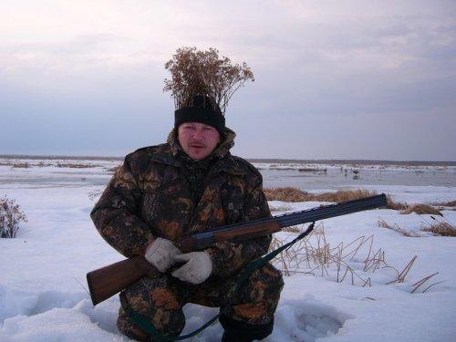 На Убинском озере