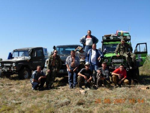 открытие охоты 2007