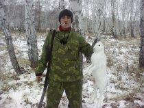 по первому снегу осень 2009г