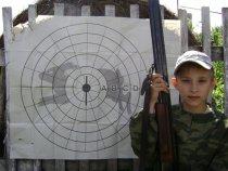 """Первый выстрел из """"своего"""" ружья"""