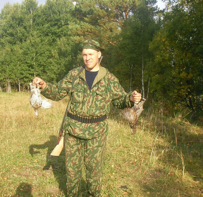 2008.08.30 Открытие охоты