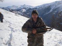 а за горами Казахстан
