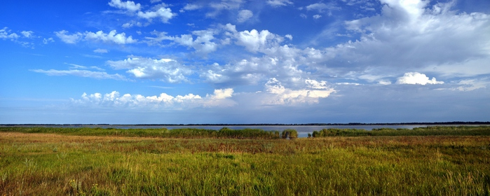 Панорама оз.Гогол 2010г